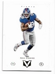 2017 Panini Vertex Paul Perkins card